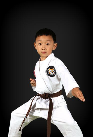 Pre-School Karate Kids