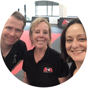 Martial Arts ATA We Kick Women's Programs